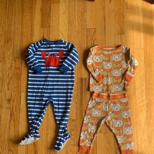 Other - 12-18 months boys pajamas